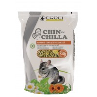 100% BIO CHINCHILLA CROCI 750GR