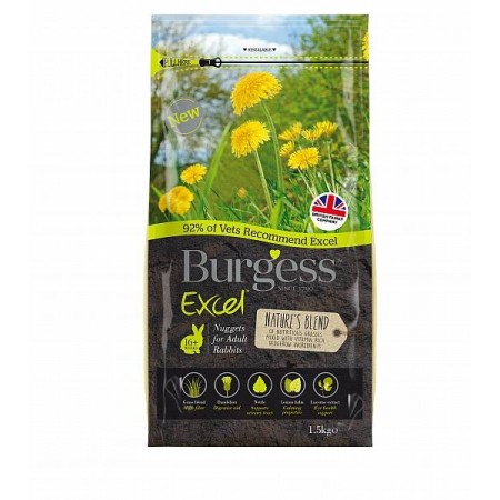 EXCEL NATURE BLEND ADULT RABBIT