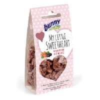 BUNNY BISCOTTI MY LITTLE SWEETHEART FRUTTI DI BOSCO 30GR