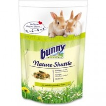BUNNY NATURE SHUTTLE CONIGLI 600GR