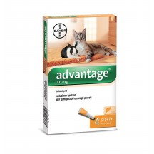 BAYER ADVANTAGE   40mg GATTO - CONIGLIO DI PESO