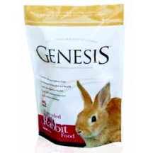 GENESIS TIMOTHY RABBIT ROSSO 1 KG