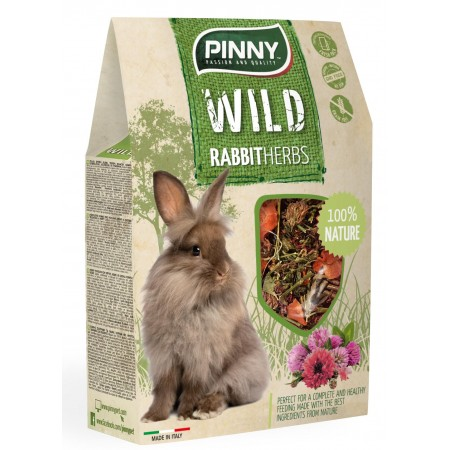 WILD MENU' RABBIT HERBS 600g