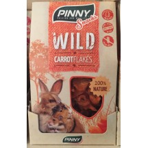 WILD SNACK CARROTS  FLAKES  PINNY
