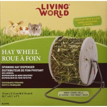 LIVING WORLD HAY WHEEL ROUE A' FOIN