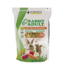 CROCI 100% RABBIT ADULT CON MELA,CAROTA E BARBABIETOLA